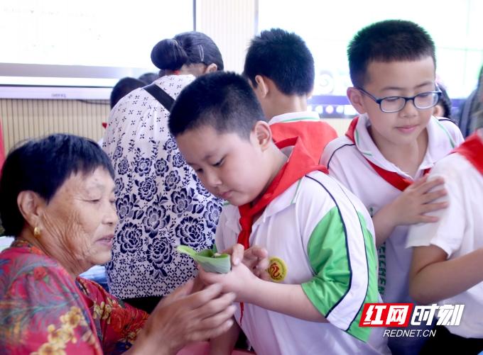 北正街小学:传承优秀文化,欢度端阳佳节