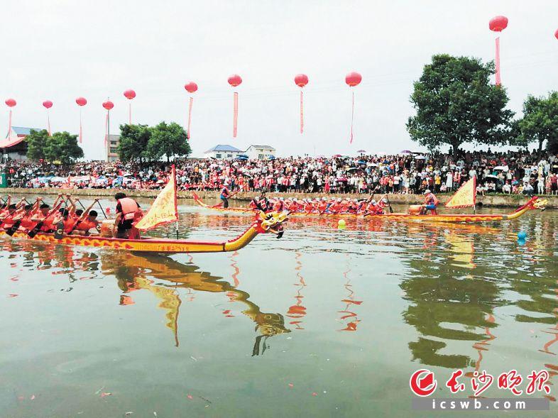 浏阳淳口镇多措并举推动乡村文化振兴