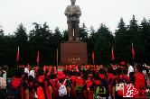 教育局:文化和自然遗产日 东方红学校开展红色文化基地研学教育活动
