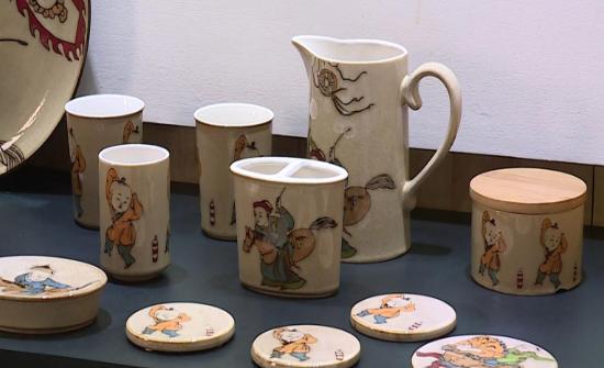 醴陵30件炻瓷將亮相中非經貿博覽會