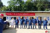 月山镇:组织企业开展事故应急演练 筑牢安全防线