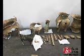 意义重大!湘乡出土20件(套)西周青铜器