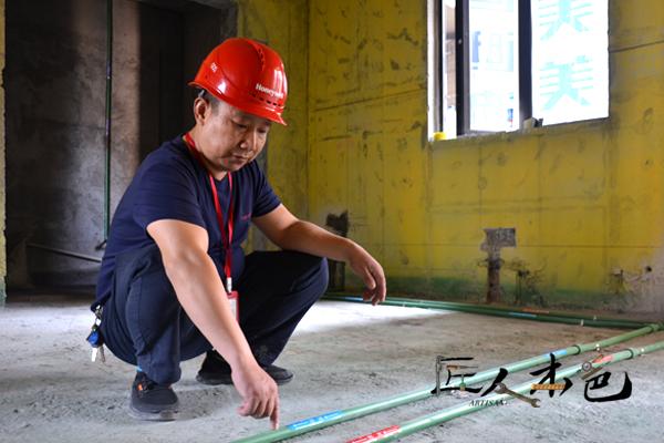 """匠人本色丨从焊接工到工程总监 """"跨界者""""王刚的进阶之路"""