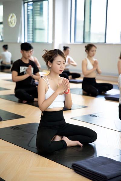 遇见瑜伽,遇见更好的自己