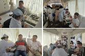 毛田镇:党员群众齐上阵  47人无偿献血15700毫升