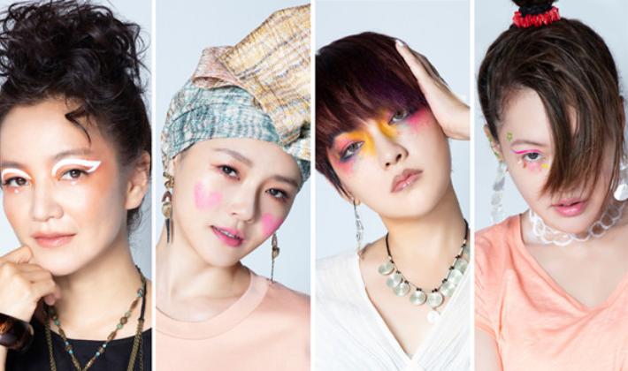 徐熙媛、徐熙娣、柳翰雅、范晓萱相隔18年再创单曲