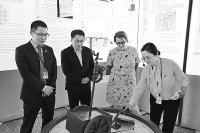 中国北斗助力全球互联互通——中国古代导航展在维也纳举行