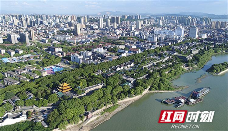 壮丽70年·奋斗新时代 | 岳阳:千年古城进阶大城市