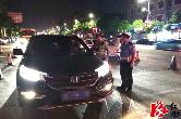 """公安局:开展交通安全整治行动 查获2名""""酒司机"""""""