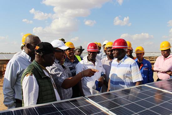 中非·案例方案丨新建电站满足肯尼亚35万人用电需求