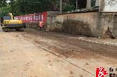 望春门街道:清理垃圾死角营造宜居环境