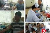 山枣镇:无偿献血点滴情 社会奉献显大爱