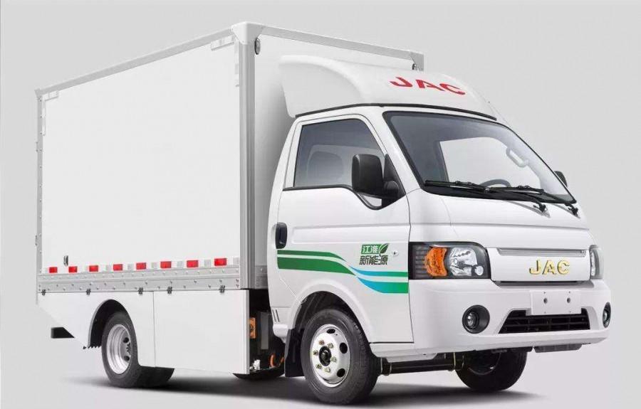 开新能源纯电动货车 长沙城区为你放宽通行