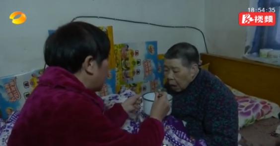 唐爱民:媳妇照顾婆婆34年