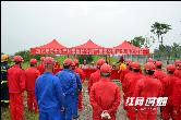 提升协同抢险能力保障用气安全 常德开展燃气泄漏应急演练