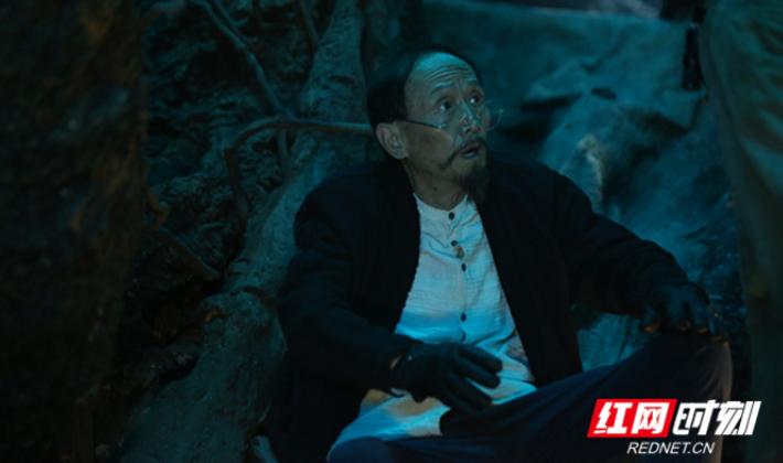 """《盗墓笔记2》热播 """"智谋担当""""舒耀瑄被赞演技精绝"""