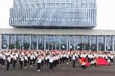 超燃!常德市鼎城区4万共产党员为祖国歌唱 礼献建党98周年