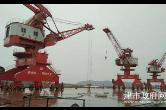 津市港千吨级码头昨日开港