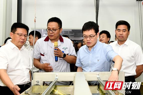 常德经开区上半年15个工业项目投产 达产后可实现年产值100.3亿元