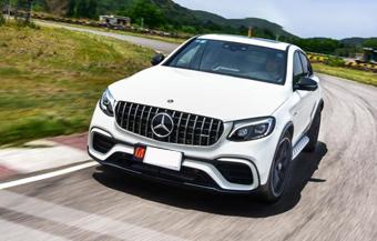 感性至上 测试AMG GLC 63 S 轿跑SUV