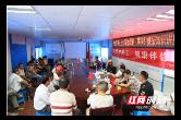 柳叶湖社区党总支开展爱心义诊进工地活动