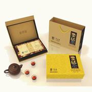 """""""999金砖茯茶""""属于散装茯茶,黄金溪系列定制产品。采用优质一级黑毛茶为原料,经科学配方、手制精致加工而成。"""