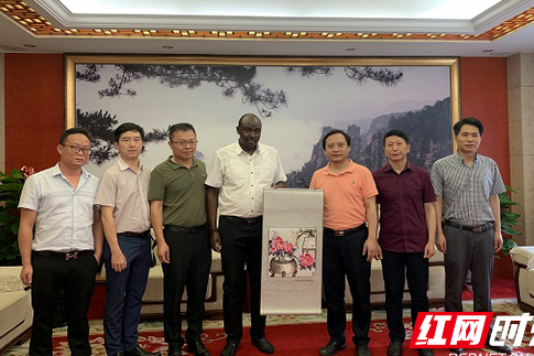 HFROC and Hunan Chamber of Commerce in Kenya to develop win-win situation