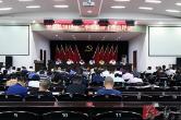 安乡县2019年二季度政府工作点评会召开