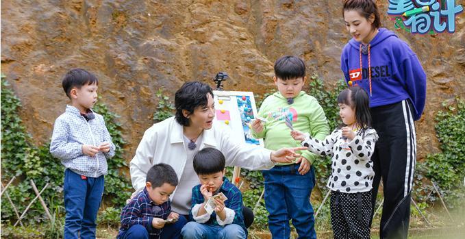 《童言有计2》聚焦跨代成长 王弢刘璇分享鼓励式教育
