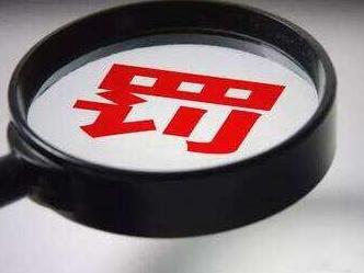 保险业年内最大罚单剑指三大问题 华海财险被罚187万