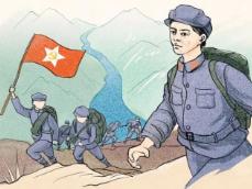 红军长征在湖南在武冈......这些不能遗忘