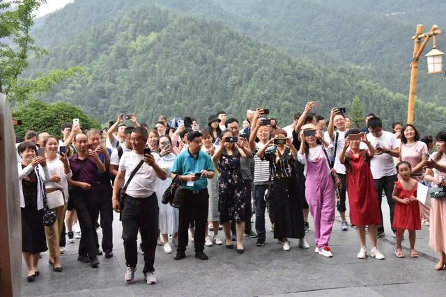 宁夏乡村游精英研修雪峰山旅游