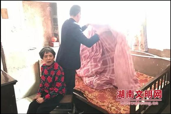 """""""湖南好人榜""""6月榜单出炉 湘乡""""好弟弟""""彭立新上榜"""