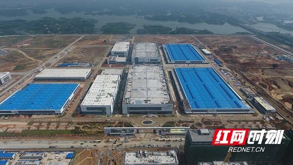 湖南迄今为止投资规模最大的台资项目8?#38470;?#22312;岳阳试生产