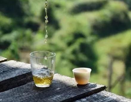 喝对一杯茶,过好三伏天