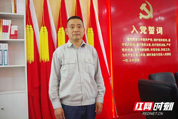 刘少文:收获的是荣誉 感受的是责任