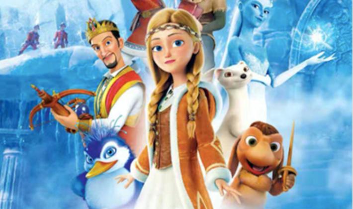《冰雪女王4:魔鏡世界》長沙點映 成長主題引共鳴
