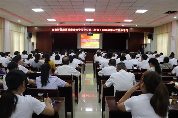 回龙圩:召开党委理论学习中心组(扩大)2019年第六次集中学习