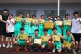 长郡双语女篮斩获湖南省青少年女子乙组篮球锦标赛冠军