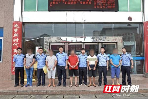 江永公安打掉一冒充部队采购部门的电信诈骗团伙 涉案金额50余万