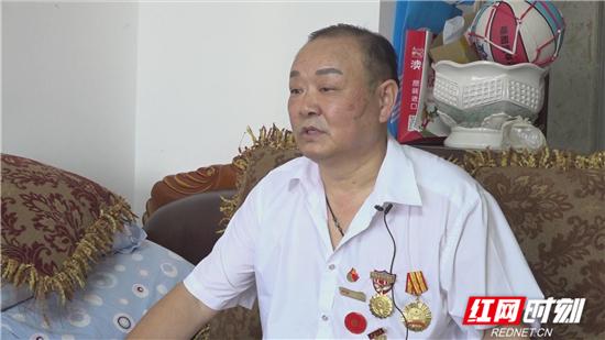 王章財:平民本色彰顯英雄擔當