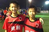 实现儿时的梦 株洲足球小将入选中国国少集训队