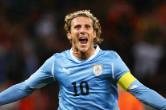 乌拉圭传奇球星弗兰宣布退役 曾获世界杯金靴
