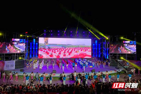 湖南庆祝全国第十一个全民健身日在株洲举行