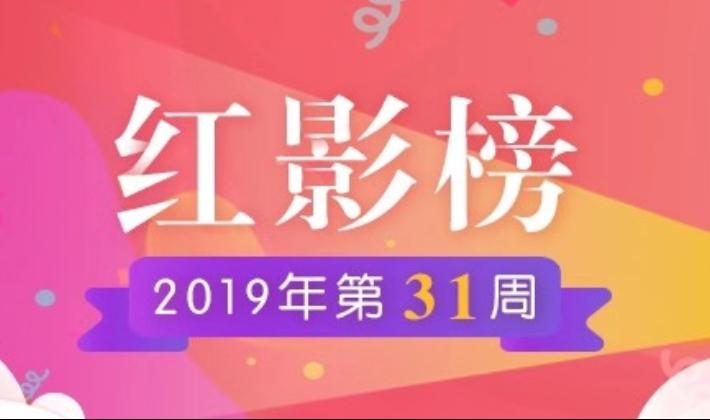 紅影榜·2019第31周 | 《哪吒》扛鼎 《烈火》依舊
