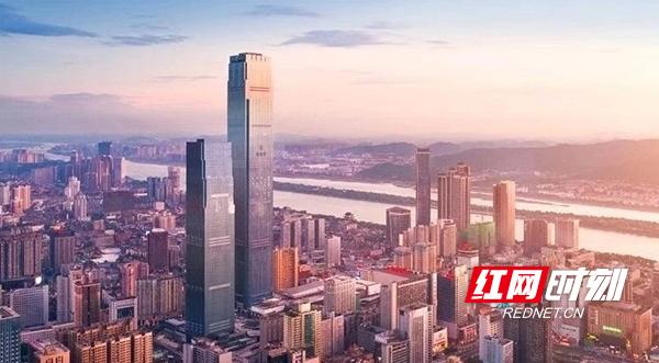 中部第一!长沙IFS半年吸金超21亿  奢侈品占60%以上
