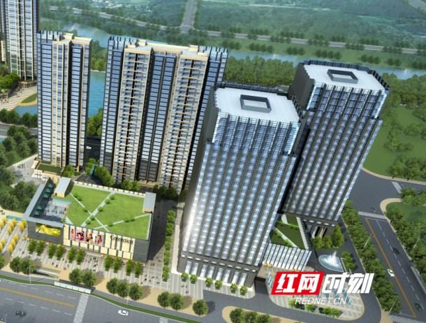 恒伟·湘江时代:亿元楼宇的晋升之路