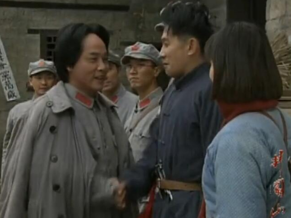 红色故事 毛泽东所部打下茶陵建立第一个工农革命政府