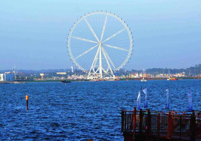 常德柳叶湖成国际爱情旅游目的地