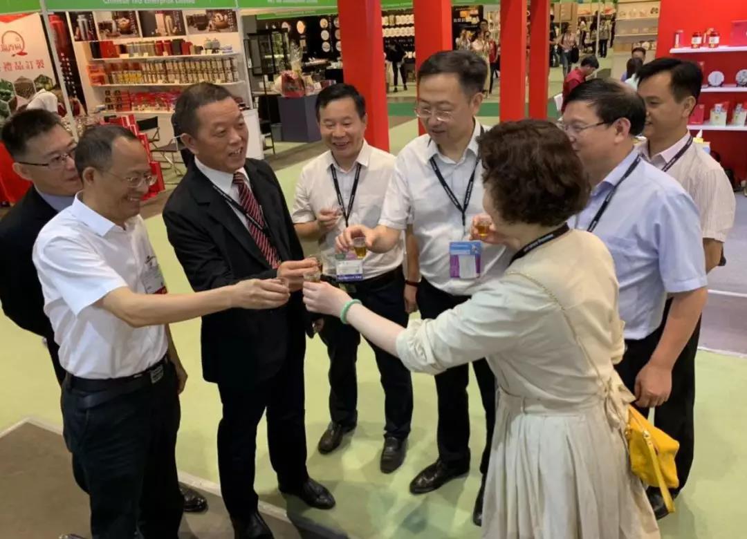 白沙溪八十周年厂庆巡展系列——香港站